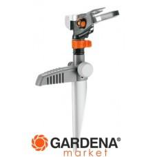 Дождеватель импульсный на колышке Premium Gardena 08136-20.000.00