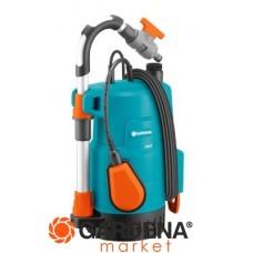 Насос для резервуаров с дождевой водой 4000/2 Classic Gardena 01740-20.000.00