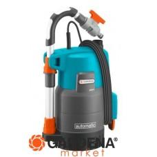 Насос для резервуаров с дождевой водой 4000/2 Comfort автоматический Gardena 01742-20.000.00