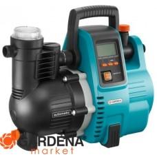 Насос напорный автоматический 5000/5E LCD Comfort Gardena 01759-20.000.00