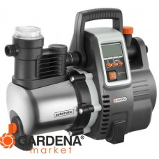 Насос напорный автоматический 6000/6E LCD inox Premium Gardena 01760-20.000.00