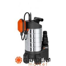 Насос дренажный для грязной воды 20000 inox Premium Gardena 01802-20.000.00