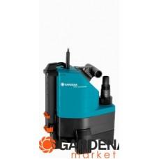 Насос дренажный для грязной воды 8500 Aquasensor Comfort Gardena 01797-20.000.00