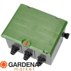Коробка для клапана для полива V3 Gardena 01255-29.000.00
