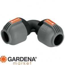 Соединитель L-образный 25 мм Gardena 02773-20.000.00