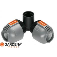 """Cоединитель L-образный 25 мм х 3/4""""-внутренняя резьба Gardena 02764-20.000.00"""