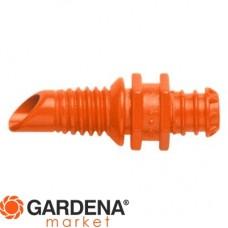 Капельница концевая 2 л/час (25 шт. в блистере) Gardena 01340-29.000.00