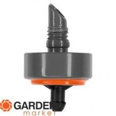 Капельница концевая, уравнивающая давление (2л/час) (10 шт. в блистере) Gardena 08310-29.000.00