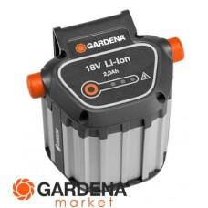 Литиево-ионный аккумулятор BLi-18 (9840) Gardena 09840-20.000.00