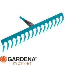 Грабли 41 см (насадка для комбисистемы) Gardena 03179-20.000.00