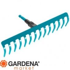 Грабли 25 см (насадка для комбисистемы) Gardena 03176-20.000.00
