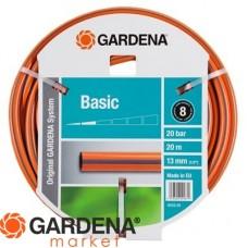 "Шланг Basic, 13 мм (1/2""), 20 м Gardena 18123-29.000.00"