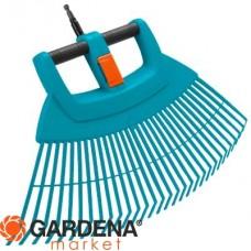 Грабли пластиковые веерные XXL складные (насадка для комбисистемы) Gardena 03107-20.000.00