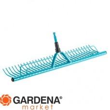 Грабли для очистки газонов 60 см (насадка для комбисистемы) Gardena 03381-20.000.00