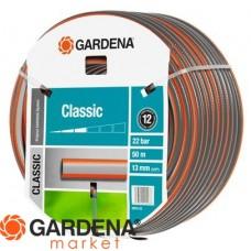 """Шланг Classic 13 мм (1/2""""), 50 м Gardena 18010-20.000.00"""