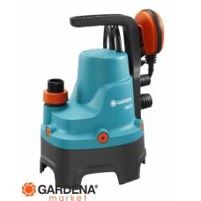 Насос дренажный для грязной воды 7000/D Gardena 01665-20.000.00