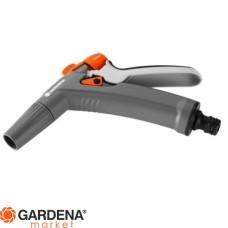 """Комплект: Пистолет-наконечник для полива Classic + Коннектор стандартный 1/2"""" Gardena 18341-32.000.00"""